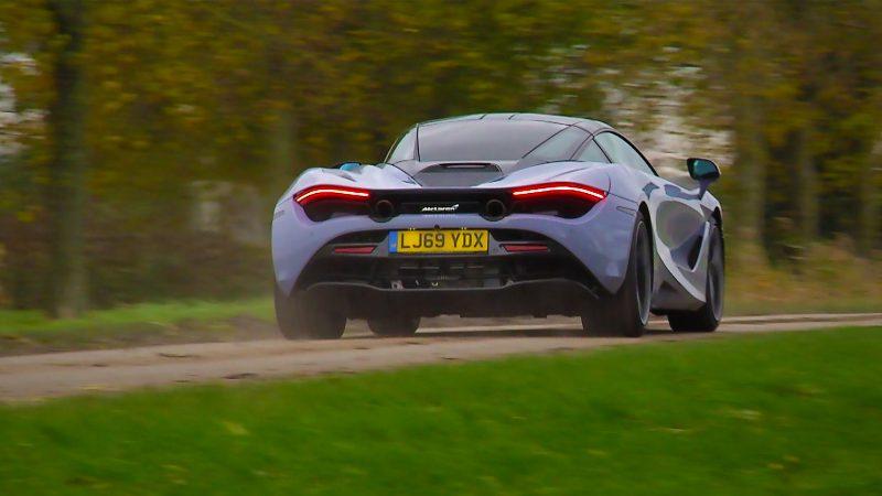 Deze week in Autowereld: Vol gas met twee McLarens en uitstootvrij met de Hyundai IONIQ Electric