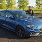 Vol gas in de Ford Focus ST