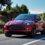 Aston Martin onthult DBX: een SUV met de ziel van een sportwagen