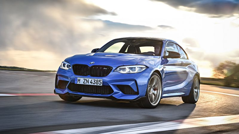 BMW M GmbH introduceert de BMW M2 CS