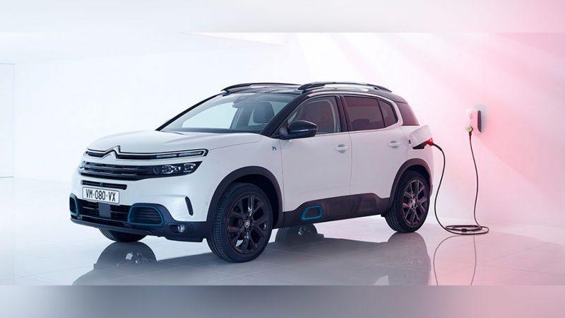 C5 Aircross SUV Hybrid: Ë-Comfort van Citroën