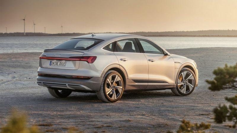 En dat is twee! Audi e-tron Sportback