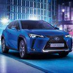 Wereldpremière eerste volledig elektrische Lexus: de Lexus UX 300e Electric