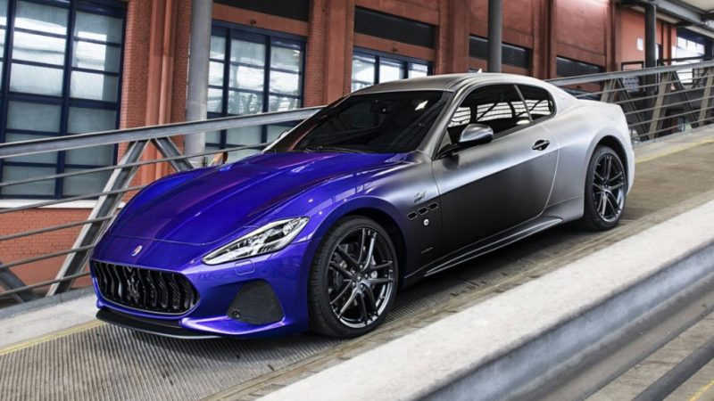 GranTurismo Zéda: de start van Maserati's toekomst