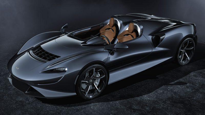McLaren Elva: extreme nieuwe Ultimate Series roadster is eerbetoon aan rijplezier en aan de pioniersgeest van McLaren