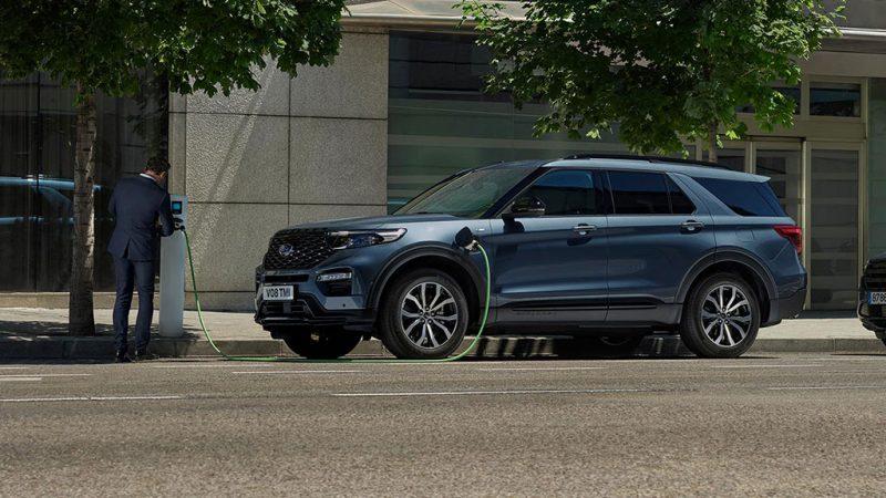 Nieuwe Ford Explorer Plug-In Hybrid nu te bestellen