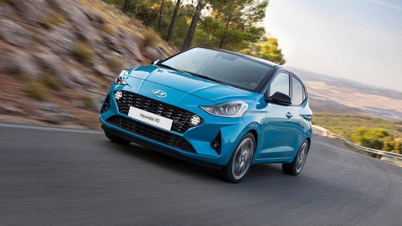 Hyundai geeft nieuwe i10 scherpe en concurrerende vanafprijs