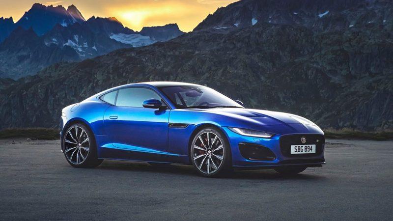 De nieuwe Jaguar F-TYPE: verfijnde evolutie