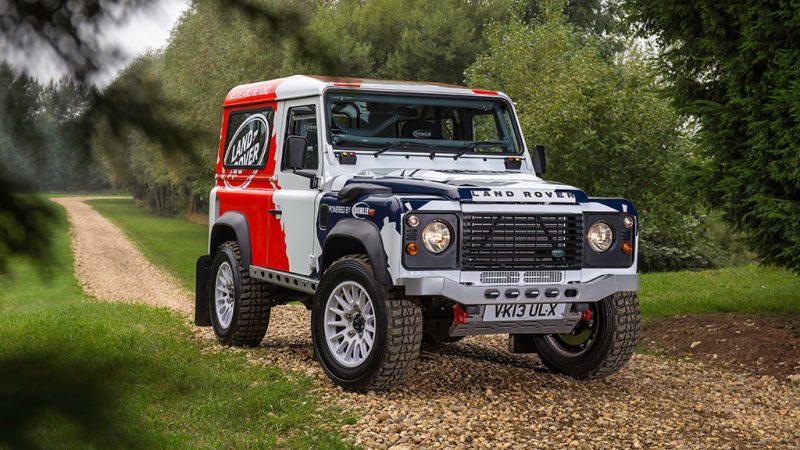 Jaguar Land Rover koopt all-terrain performance specialist Bowler
