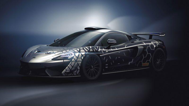 Nieuwe McLaren 620R: straatlegale versie van raceauto