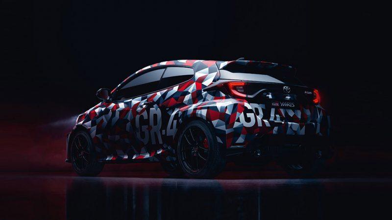 Toyota GR Yaris maakt werelddebuut op Tokyo Auto Salon
