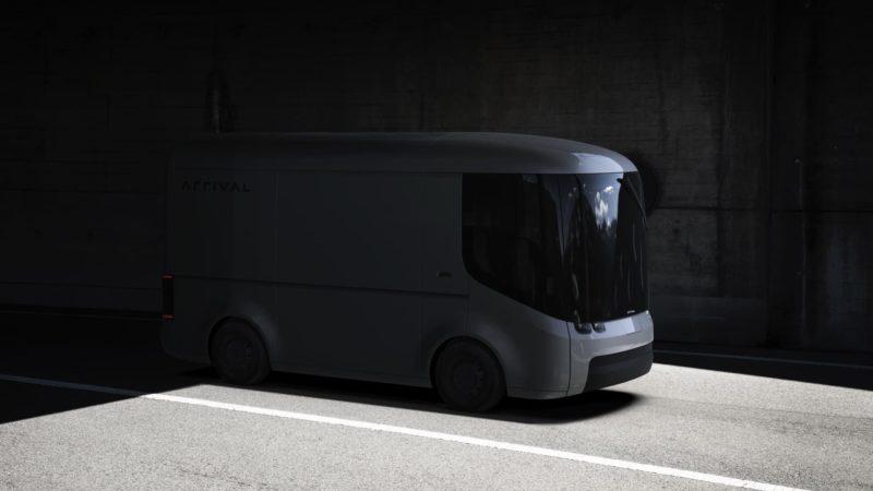 Kia en Hyundai gaan samen met Arrival elektrische bedrijfswagens ontwikkelen