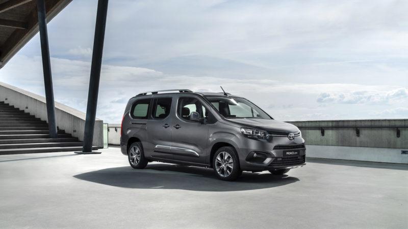 Prijzen Toyota PROACE CITY VERSO bekend