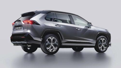 Nieuw Hybride Topmodel Van Toyota De Rav4 Plug In Hybrid Rtl Autowereld