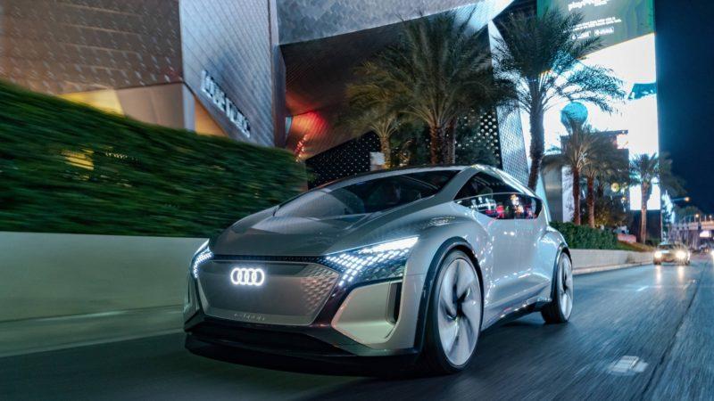 Audi maakt mobiliteit slim en persoonlijk