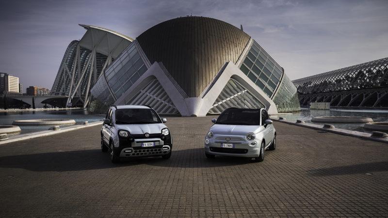 De Fiat 500 en Fiat Panda Hybrid op weg naar electrificatie
