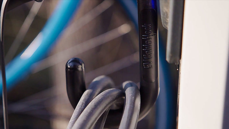 Innovatief nieuws: de EV Cable Hook