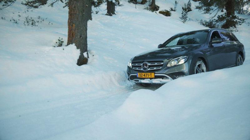 De Mercedes-Benz E-Klasse All Terrain