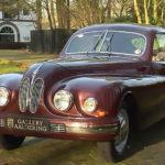 Nico's Innovatieve Klassieker: Bristol 401 Coupe