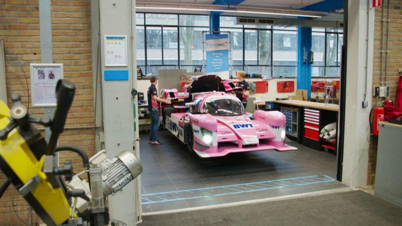 Nog meer over racen op waterstof bij Forze Hydrogen Electric Racing
