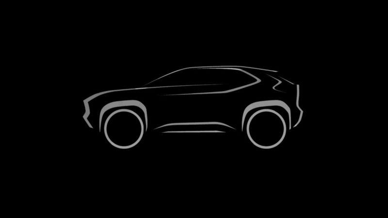 Toyota kondigt nieuwe compacte SUV voor Europa aan