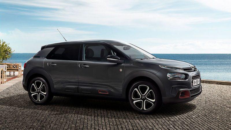 Citroën lanceert de C4 Cactus C-Series