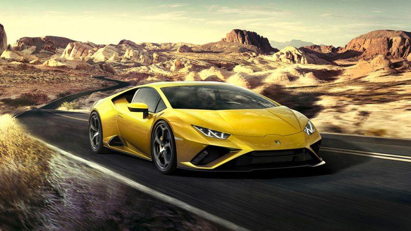 Lamborghini Huracán EVO nu ook met alleen achterwielaandrijving