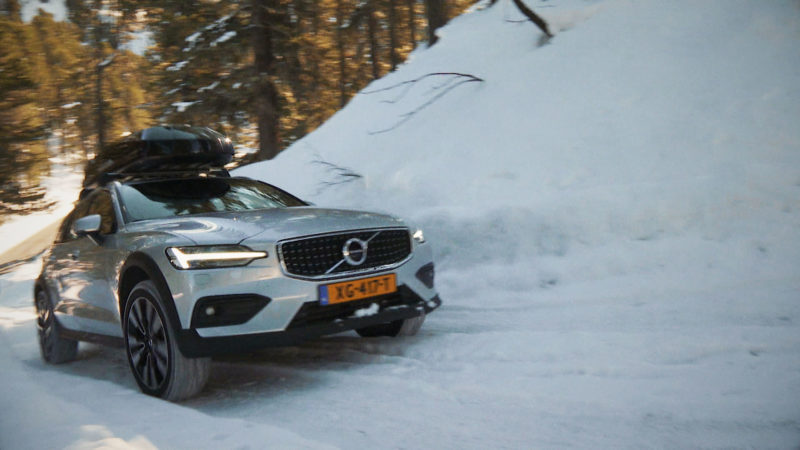 De Volvo V60 Cross Country