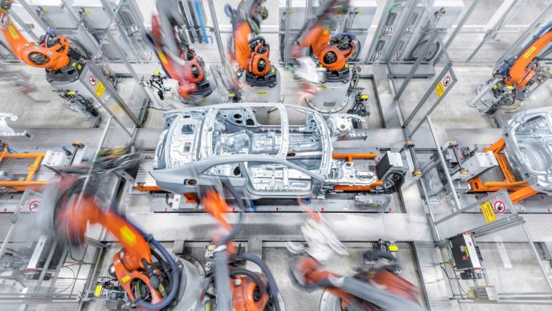 AudiStream: virtueel fabrieksbezoek bij Audi in Ingolstadt
