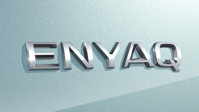 ŠKODA's eerste elektrische SUV gaat ENYAQ heten