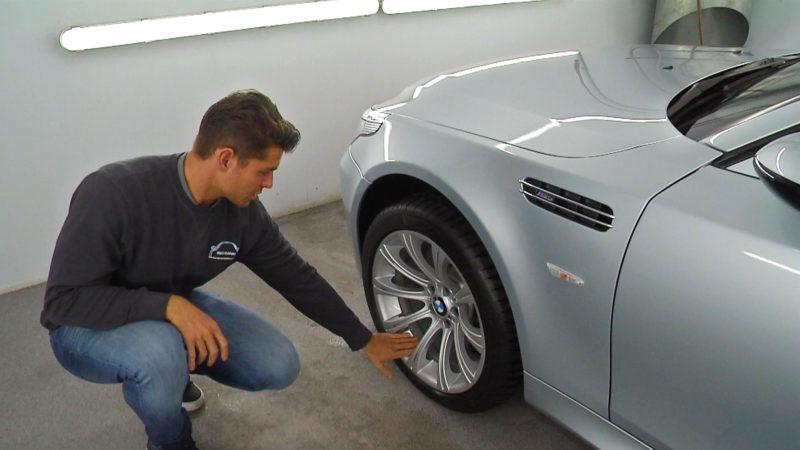 Stipt Polish Point: een fabrieksnieuwe BMW M5 V10