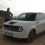 Dé auto voor gadgetfreaks: de elektrische Honda e