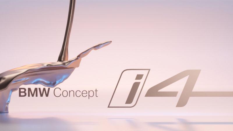 Video: een eerste blik op de BMW Concept i4
