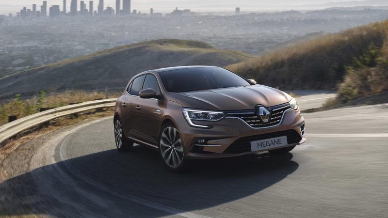 Renault onthult nieuwe MEGANE en MEGANE E-TECH Plug-in: meer technologie voor nog meer rijplezier