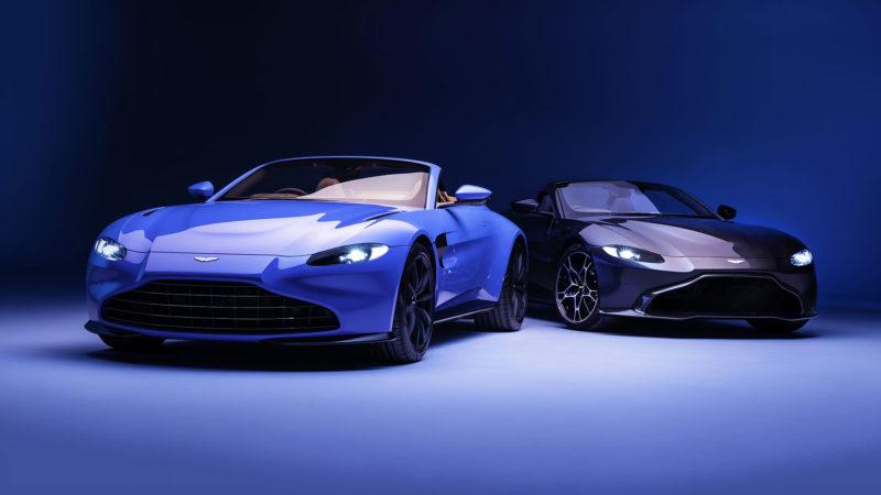 Nieuwe Aston Martin Vantage Roadster: performance ontmoet emotie