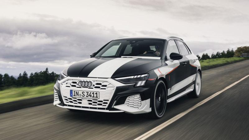 Nieuwe Audi A3: dynamischer dan ooit