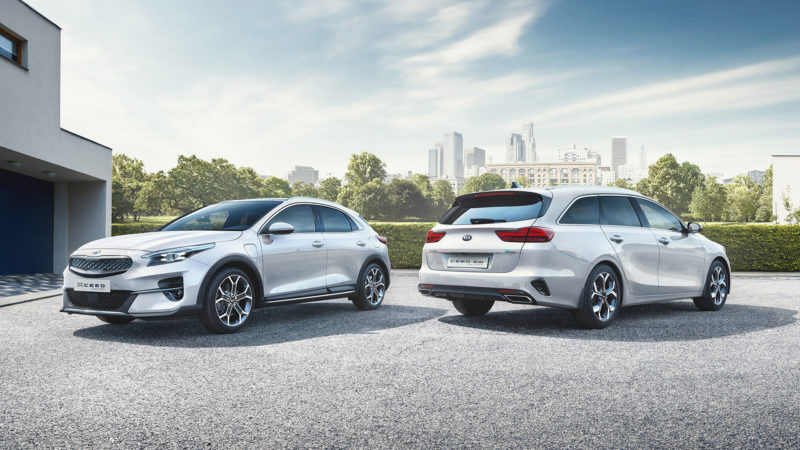 Kia prijst Ceed Sportswagon en XCeed Plug-in Hybrid