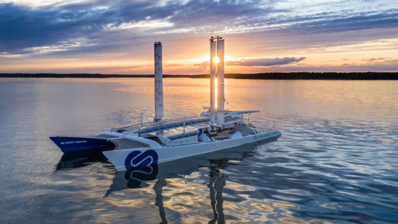 Toyota levert brandstofcelsysteem voor varend waterstof laboratorium