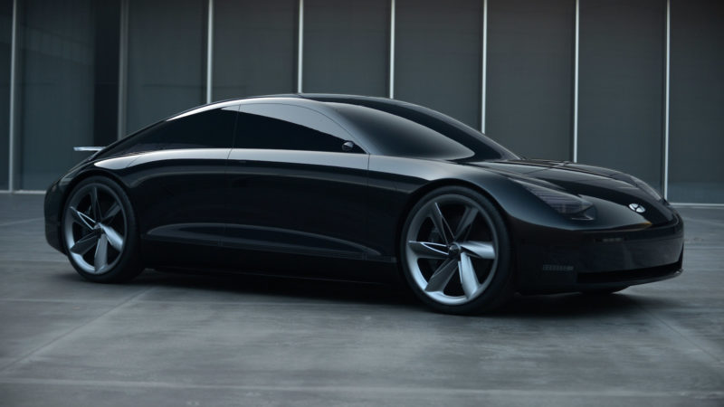Hyundai onthult visionaire concept car Prophecy