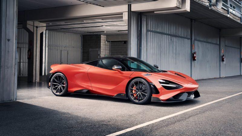Lichter, krachtiger, opwindender en onmiskenbaar McLaren: de nieuwe 765LT laat zichzelf zien