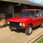 Nico's Klassieker: de oer-Range Rover