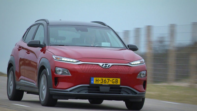 De vernieuwde Hyundai KONA Electric