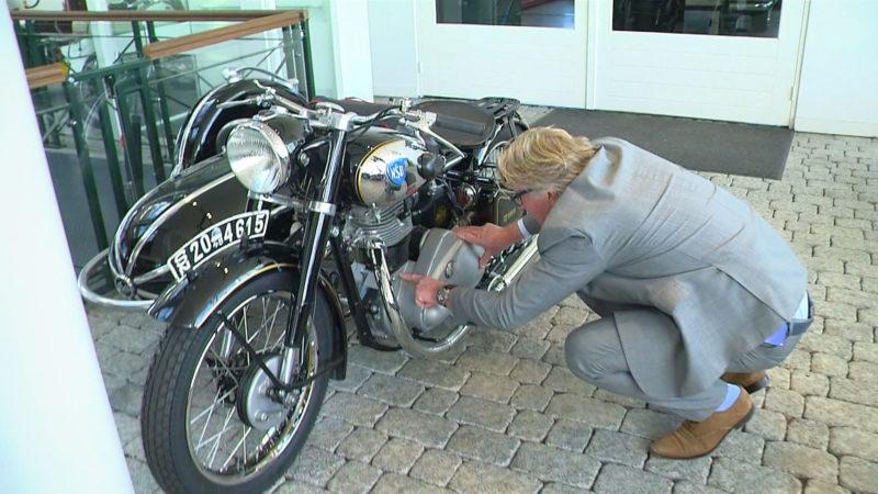 """Nico's Klassieker: de """"geheime"""" liefde voor motorfietsen"""