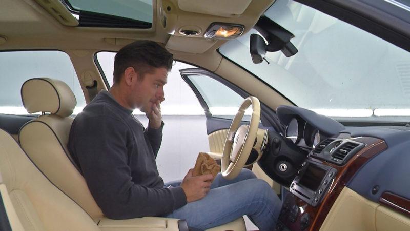 Stipt Polish Point: Maserati met prachtig interieur onder de loep