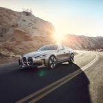 De BMW Concept i4
