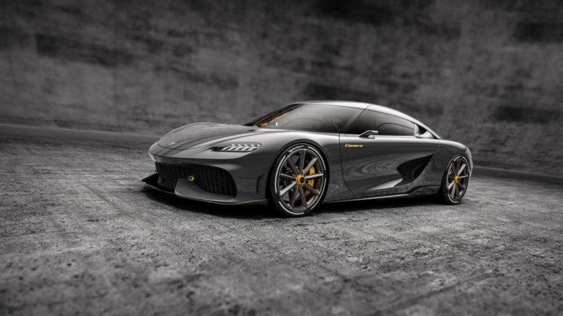 De nieuwe Koenigsegg Gemera: 's werelds eerste Mega-GT