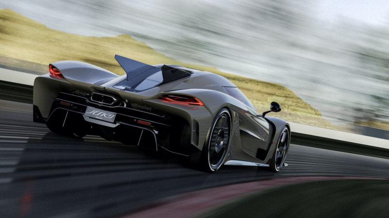 De Koenigsegg Jesko Absolut: De snelste Koenigsegg ooit – voor altijd