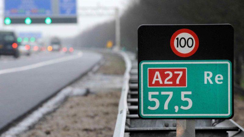 De maximumsnelheid in Nederland is verlaagd!