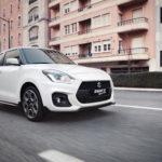 Sportief én efficiënt: Suzuki Swift Sport nu als Smart Hybrid
