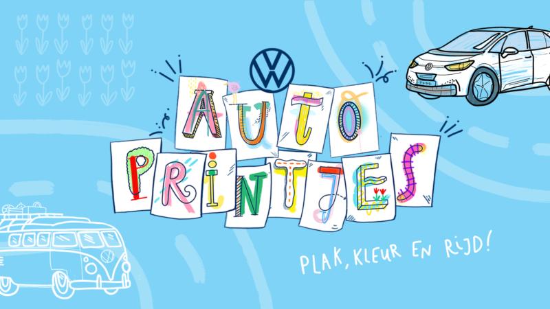 Volkswagen Auto Printjes: gratis bouwpakket voor jong (en oud)